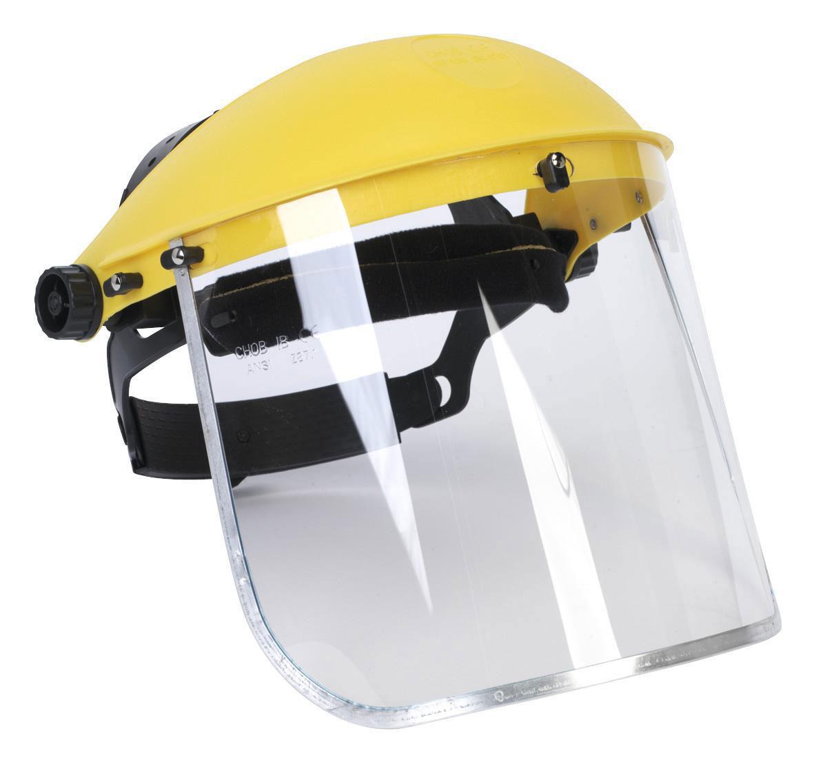 Face Shield Clear Visor
