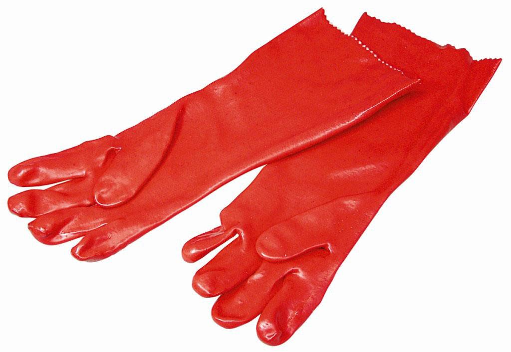 PVC Double Dip Gloves