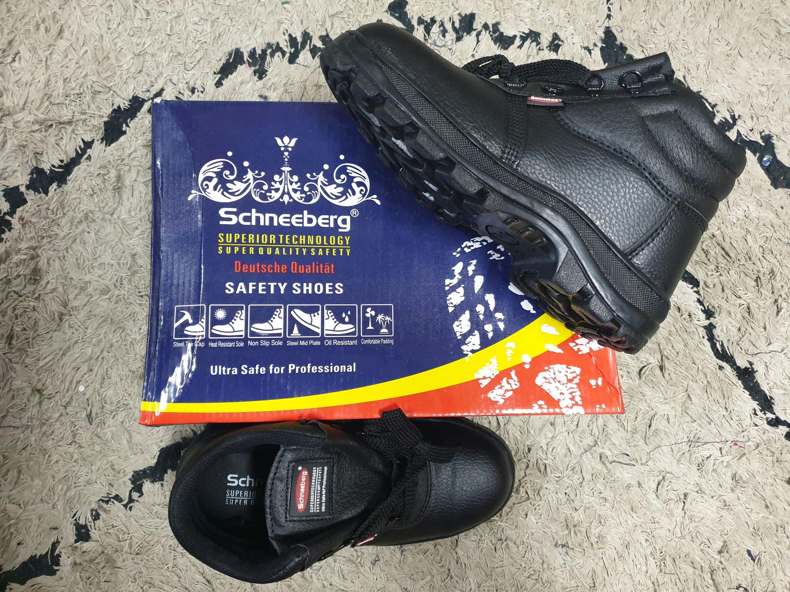 Schneeberg Safety Bot – High Ankle